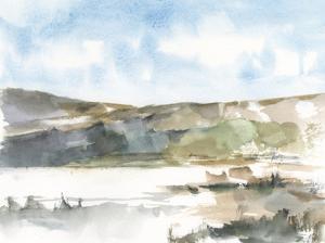 Western Lake Study II by Ethan Harper