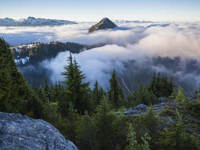North Cascades National Park, Washington by Ethan Welty