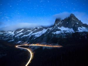 Washington Pass by Ethan Welty