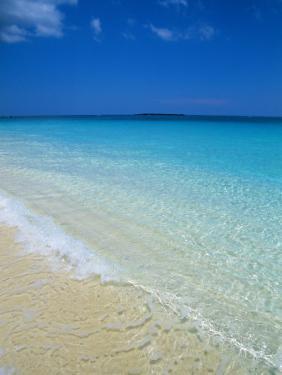Beach, Paradise Island, Bahamas, Central America by Ethel Davies