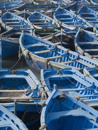 Essaouira Harbour, Morocco, North Africa, Africa by Ethel Davies