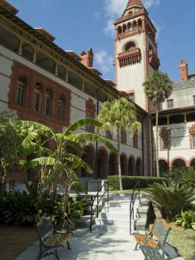 Flagler College, St. Augustine, Florida, USA by Ethel Davies