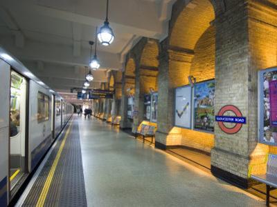 Gloucester Road Tube Station, London, England, United Kingdom, Europe by Ethel Davies