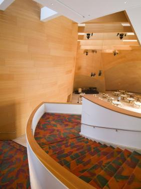 Interior, Walt Disney Concert Hall, Part of Los Angeles Music Center, Downtown by Ethel Davies