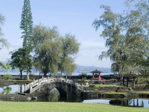 Liliuokalani Gardens, Hilo, Island of Hawaii (Big Island), Hawaii, USA by Ethel Davies