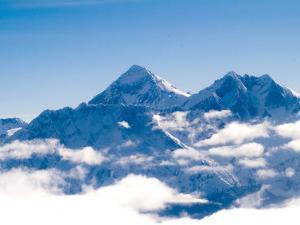 Mount Everest, Nepal by Ethel Davies