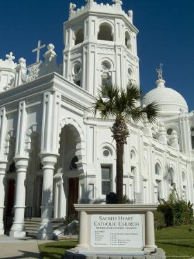 Sacred Heart Catholic Church, Historic District, Galveston, Texas, USA by Ethel Davies