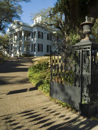 Stanton Hall, Natchez, Mississippi, USA by Ethel Davies