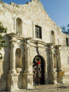 The Alamo, San Antonio, Texas, USA by Ethel Davies