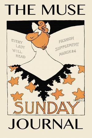 The Muse Journal, Every Lady Will Read, Fashion Supplement, March 24
