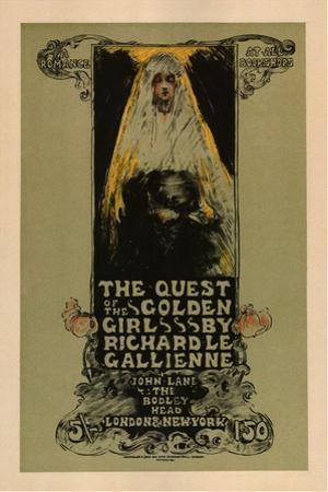 The Quest of the Golden Girls, 1896