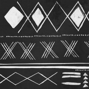 Ethnic Motifs II by Isabelle Z