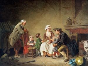 Paternal Love by Etienne Aubry