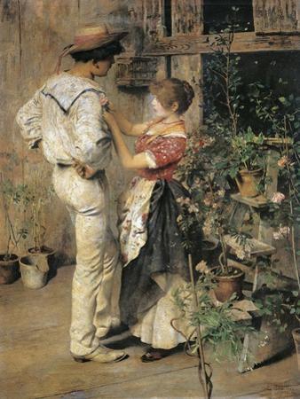 Flower Girl, 1888