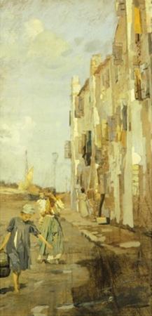 In Chioggia