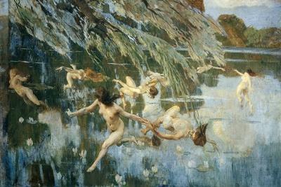 Nymphs, 1911