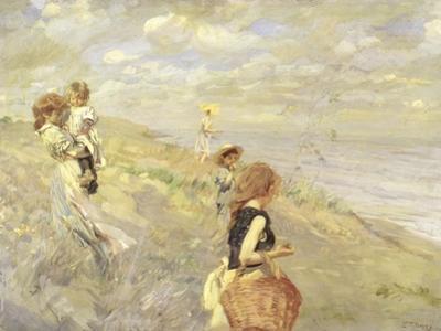 The Sand Dunes, 1907
