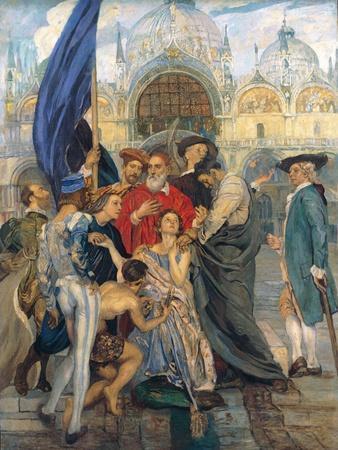 The Venetian Painters, 1937