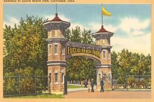Euclid Beach Park, Cleveland