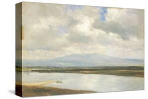 Taunus Mountains and River Main by Eugen Bracht