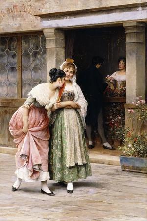 The Sunday Bouquet, 1893