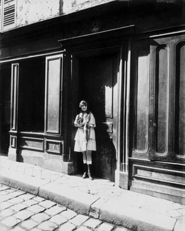 France, 1921 - Brothel, Versailles, Petit Place