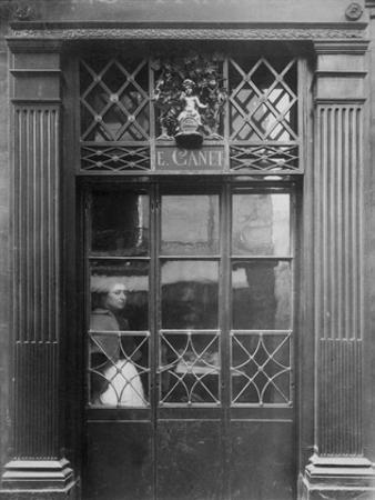 Paris, 1901-1902 - Petit Bacchus, rue St. Louis en l'Ile