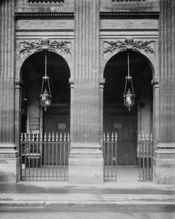 Paris, 1904-1905 - Palais-Royal