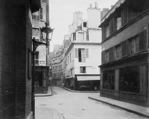 Paris, 1922 - Rue Cardinale by Eugene Atget