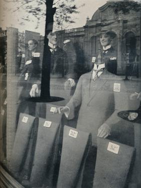 Shop Front, 1926, (1929) by Eugene Atget