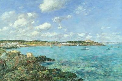 The Bay of Douarnenez, 1897