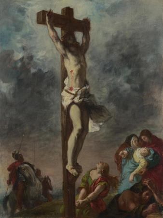 Christ on the Cross, 1853
