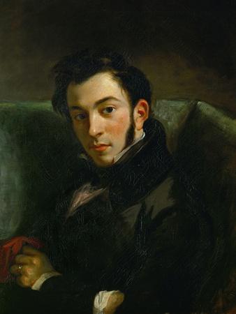 Portrait of Frederic Villot