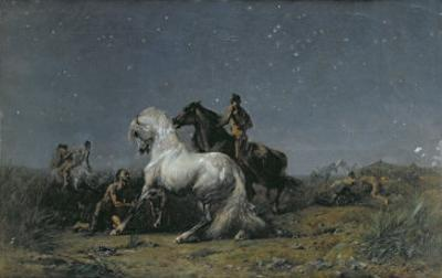 The Horse Thieves