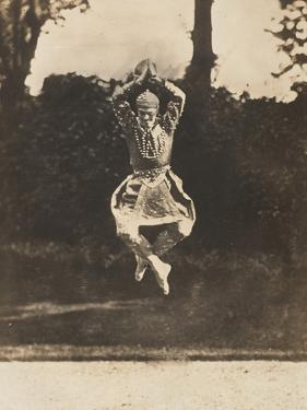 Danse Siamoise of Vaslav Nijinsky in the Ballet Les Orientales by Eugène Druet