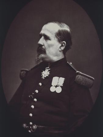 Portrait of Colonel, 1878