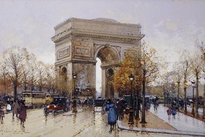 L'Arc De Triomphe, Paris