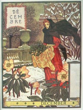 December by Eugene Grasset