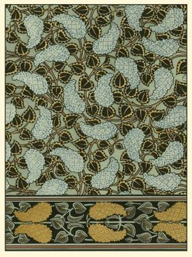 Garden Tapestry I by Eugene Grasset