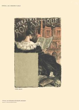 Librairie Romantique by Eugene Grasset