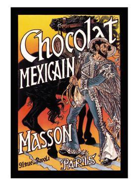 Masson: Chocolat Mexicain by Eugene Grasset
