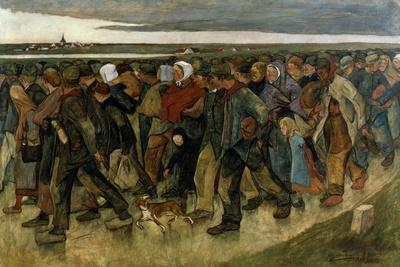 The Emigrants, Triptych