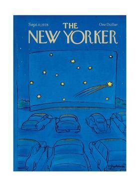 The New Yorker Cover - September 11, 1978 by Eugène Mihaesco