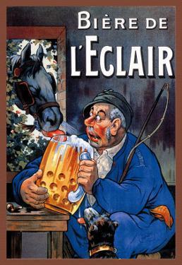 Biere de L'Eclair by Eugene Oge