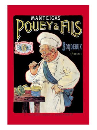 Manteigas Pouey and Fils