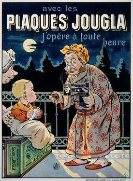 Plaques Jougla by Eugene Oge