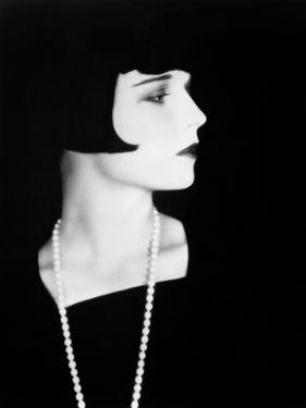 Louise Brooks, 1928 by Eugene Richee