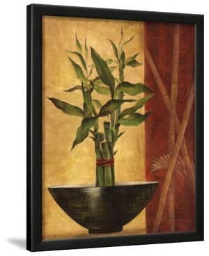 Lucky Bamboo II by Eugene Tava