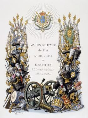Main Title Page, 1814-1830 by Eugene Titeux
