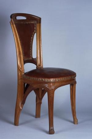 Art Nouveau Style Chair, 1900